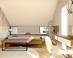 Sypialnia+-+zdj%C4%99cie+od+Adach+Design+Studio+wn%C4%99trz+Magdalena+Adach