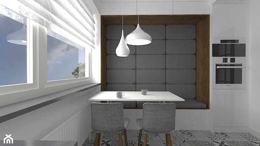 kuchnia Targówek - Kuchnia, styl nowoczesny - zdjęcie od noobo studio