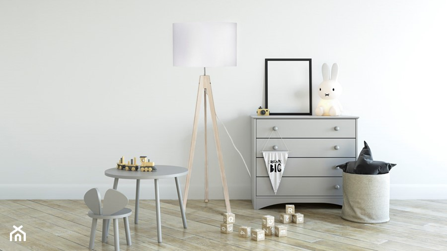 Lampa podłogowa DOVE - zdjęcie od elampy_pl