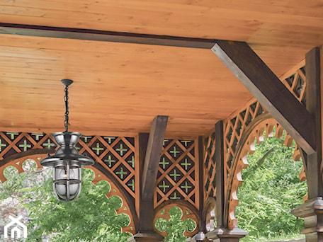 Aranżacje wnętrz - Ogród: Lampa wisząca ROWLING EH-ROWLING-S - elampy_pl. Przeglądaj, dodawaj i zapisuj najlepsze zdjęcia, pomysły i inspiracje designerskie. W bazie mamy już prawie milion fotografii!