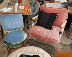 Fotel Croisette - zdjęcie od Outlet Meblowy Monrol - Homebook