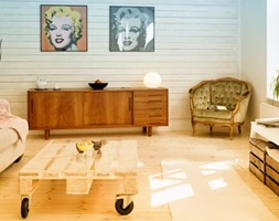 Salon, styl tradycyjny - zdjęcie od Outlet Meblowy Monrol - Homebook