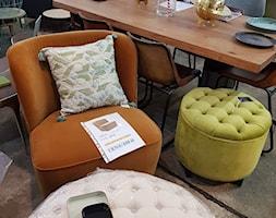 Fotel z aksamitu Harmony - zdjęcie od Outlet Meblowy Monrol - Homebook