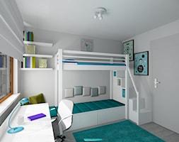 Pokój dziewczynki - zdjęcie od DomowoNastrojowo