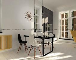 Nowoczesny apartament z elementami stylu industrialnego i skandynawskiego - zdjęcie od Design-Store