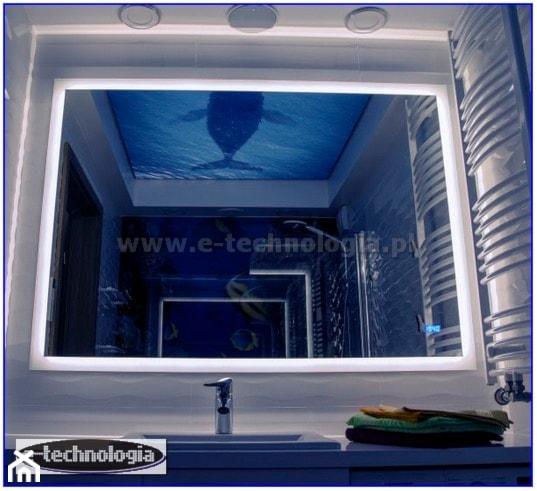 Sufit Napinany W łazience Zdjęcie Od E Technologia Leszek