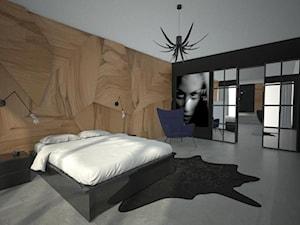 Projekt mieszkania dla singla