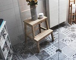 ŁAZIENKA NA PODDASZU - zdjęcie od Architekt Wnętrz - Kalina Droździok - Homebook