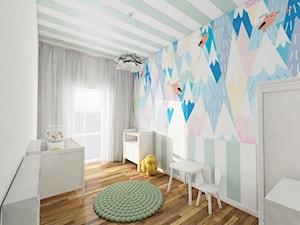 Pokój dziecka - zdjęcie od Maszroom: Karolina Pogorzelska