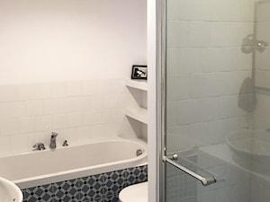 Jasna łazienka - zdjęcie od Maszroom: Karolina Pogorzelska