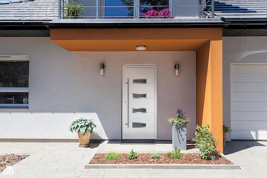 RK Exclusive Doors- drzwi zewnętrzne aluminiowe - zdjęcie od RK Exclusive Doors