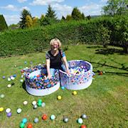 BabyBall - suche baseny z piłeczkami dla dzieci - Producent