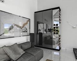 Salon Nowoczesny D2 Studio --> www.d2-studio.pl - zdjęcie od D2 Studio