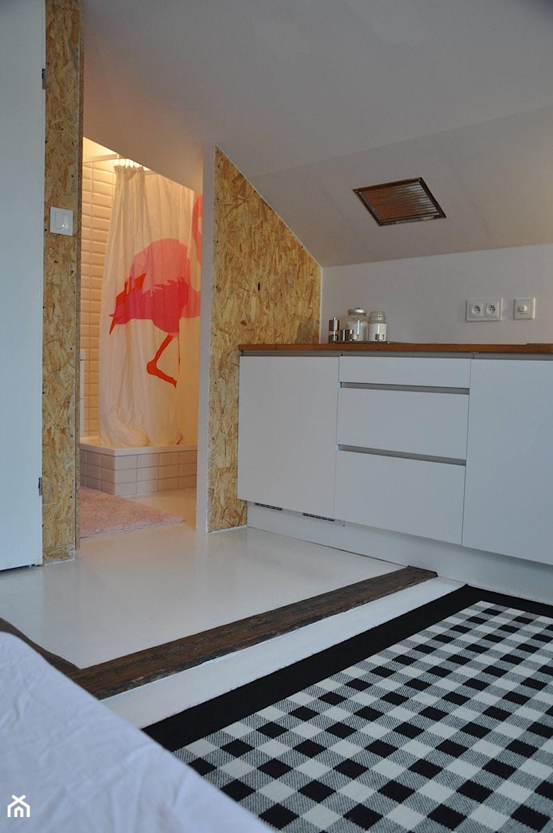 mikroloft - Kuchnia, styl minimalistyczny - zdjęcie od ENDE marcin lewandowicz