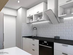Minimalistyczna kuchnia - zdjęcie od wnetrzewdomu
