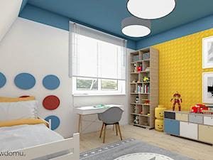Pokój dziecięcy dla chłopca. 7 oryginalnych pomysłów na aranżację
