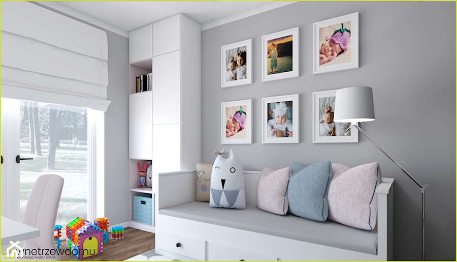 Aranżacje wnętrz - Pokój dziecka: Jasny pokój dla dziewczynki, nastolatki - wnetrzewdomu. Przeglądaj, dodawaj i zapisuj najlepsze zdjęcia, pomysły i inspiracje designerskie. W bazie mamy już prawie milion fotografii!