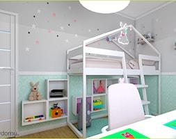 Pokój dla dziewczynki - zdjęcie od wnetrzewdomu