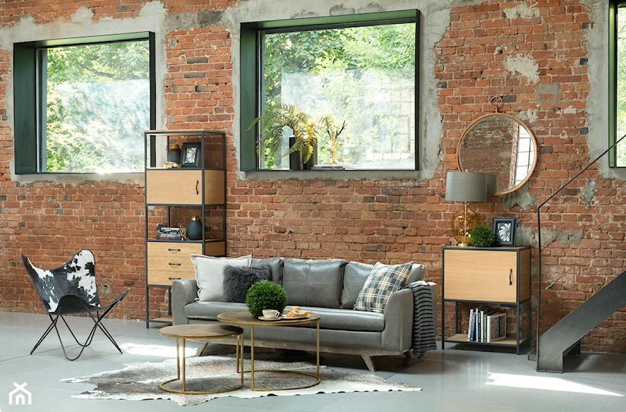 Kolekcja Modern Loft - Mały salon - zdjęcie od miloo-home