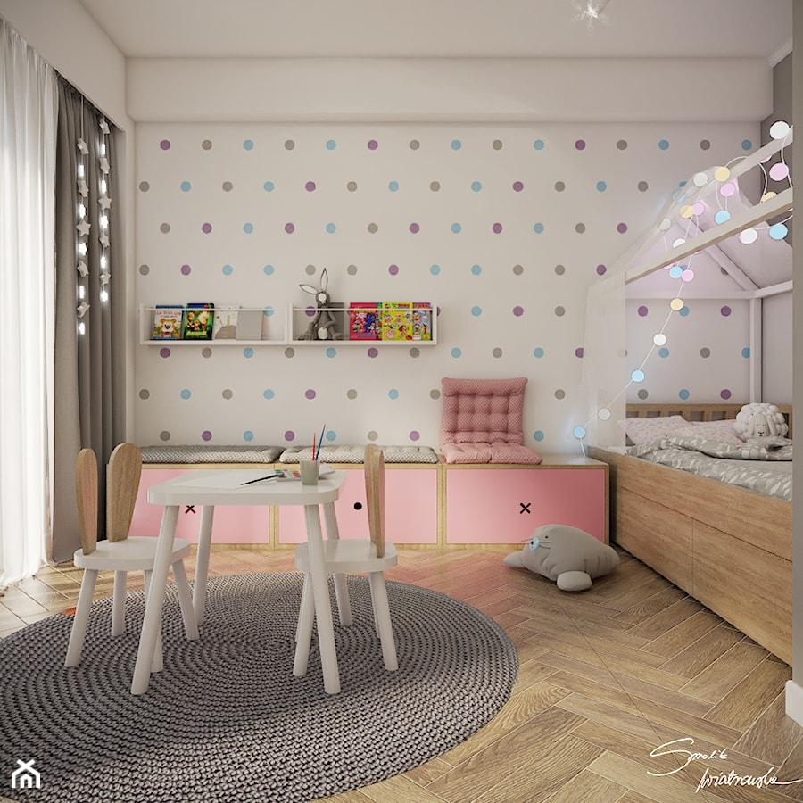 Pokój dla kilkulatka - zdjęcie od SMOLIK & WIATROWSKA ARCHITEKTURA WNĘTRZ