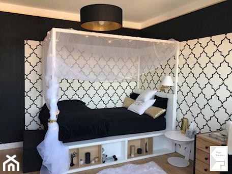łóżko księżniczki - zdjęcie od Strefa Projektów Maja Bakalarz
