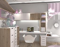 pokój dziewczynki Dominika - zdjęcie od sh design