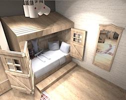 pokój dziewczynki - zdjęcie od sh design