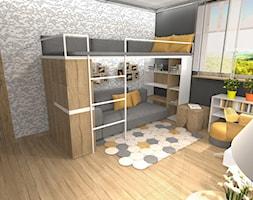 Pokój nastolatki - zdjęcie od sh design