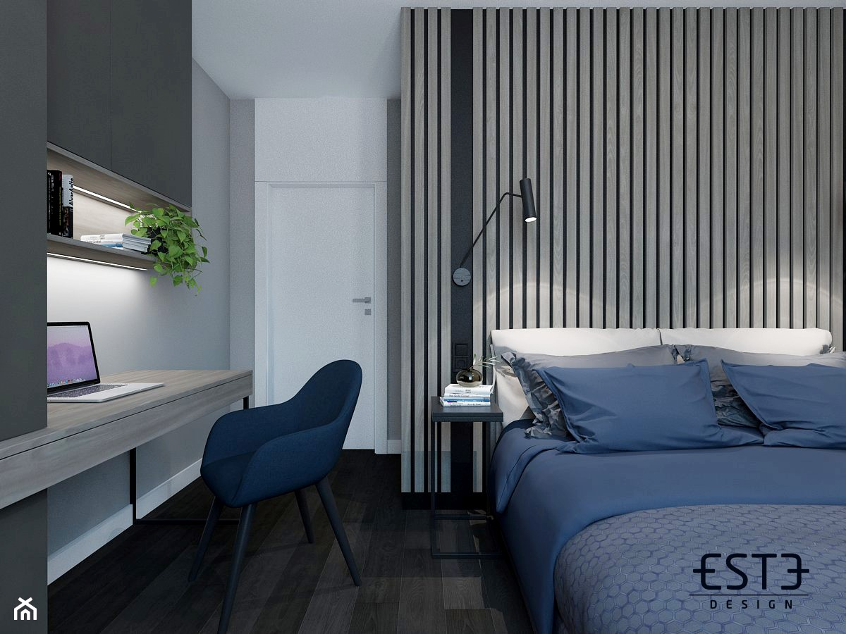sypialnia - zdjęcie od Este Design - Homebook