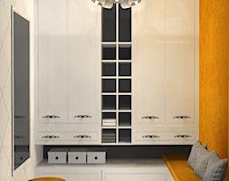 Koncepcja garderoby - Średnia garderoba, styl klasyczny - zdjęcie od ESS-PRACOWNIA PROJEKTOWA