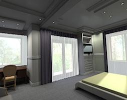 sypialnia styl tradycyjny