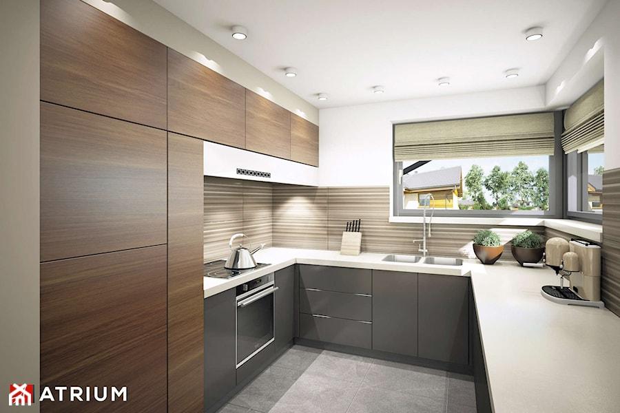 Merlin - Kuchnia - Wizualizacja - zdjęcie od Studio Atrium