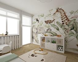 018 - Pokój dziecka, styl skandynawski - zdjęcie od IDI Studio - Homebook