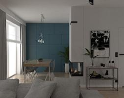 020 - Salon, styl nowoczesny - zdjęcie od IDI Studio - Homebook