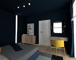 020 - Sypialnia, styl nowoczesny - zdjęcie od IDI Studio - Homebook
