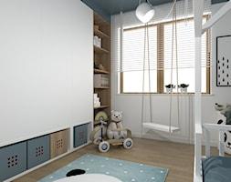 022 - Pokój dziecka, styl skandynawski - zdjęcie od IDI Studio - Homebook