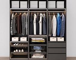 Garderoba - Garderoba, styl minimalistyczny - zdjęcie od GTV - Homebook