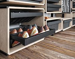 Styl loftowy - Garderoba, styl industrialny - zdjęcie od GTV - Homebook