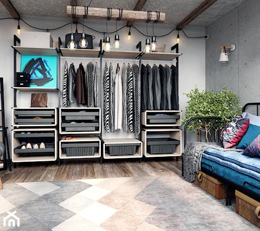 Loft na małym metrażu, czyli niewielkie mieszkanie z pofabrycznym klimatem. Jak je urządzić?