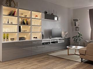Oświetlenie, które kreuje przestrzeń – poznaj pomysły na funkcjonalne oświetlenie kuchni, salonu i garderoby!