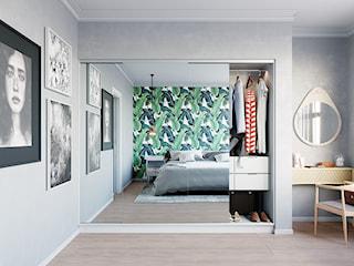 Garderoba jako oddzielne pomieszczenie czy jako przeszklona szafa będąca częścią pokoju?
