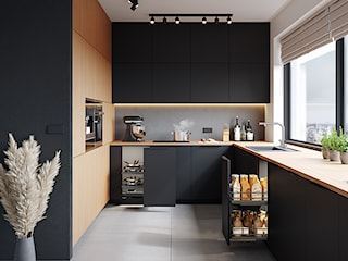 Wąskie przestrzenie i narożniki kuchenne – jak je zagospodarować, aby stworzyć funkcjonalną kuchnię?