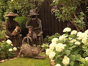 Moje rzeźby. - Ogród - zdjęcie od Iwona Kostrzewa 3