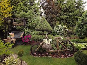 Ozdoby do ogrodu – oryginalne pomysły na udekorowanie ogrodu  [DUŻO INSPIRACJI]