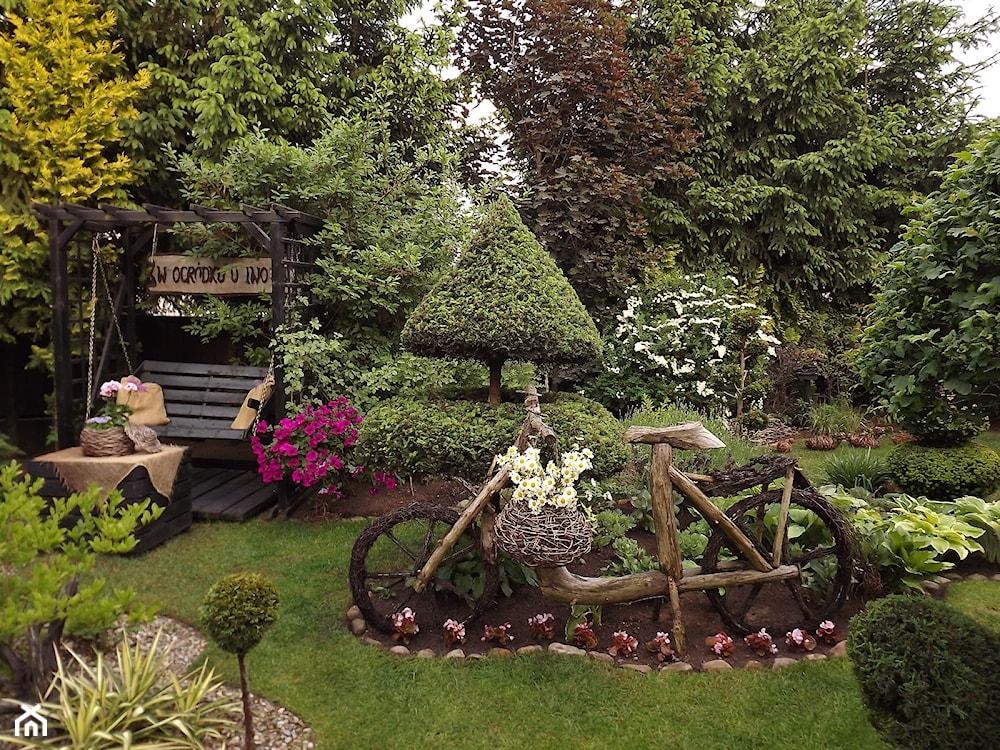 pomysły na ozdoby do ogrodu