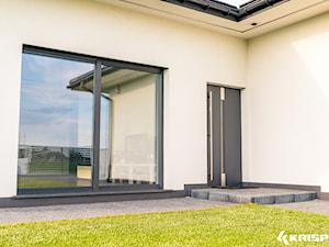 Aluminiowe drzwi zewnętrzne, czyli idealna wizytówka Twojego domu