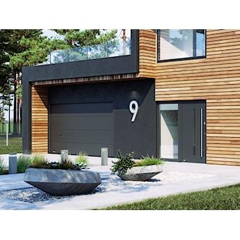 Segmentowa brama garażowa KRISPOL VENTE RFS 60