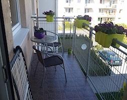 balkon - zdjęcie od Wiola Czarnojan