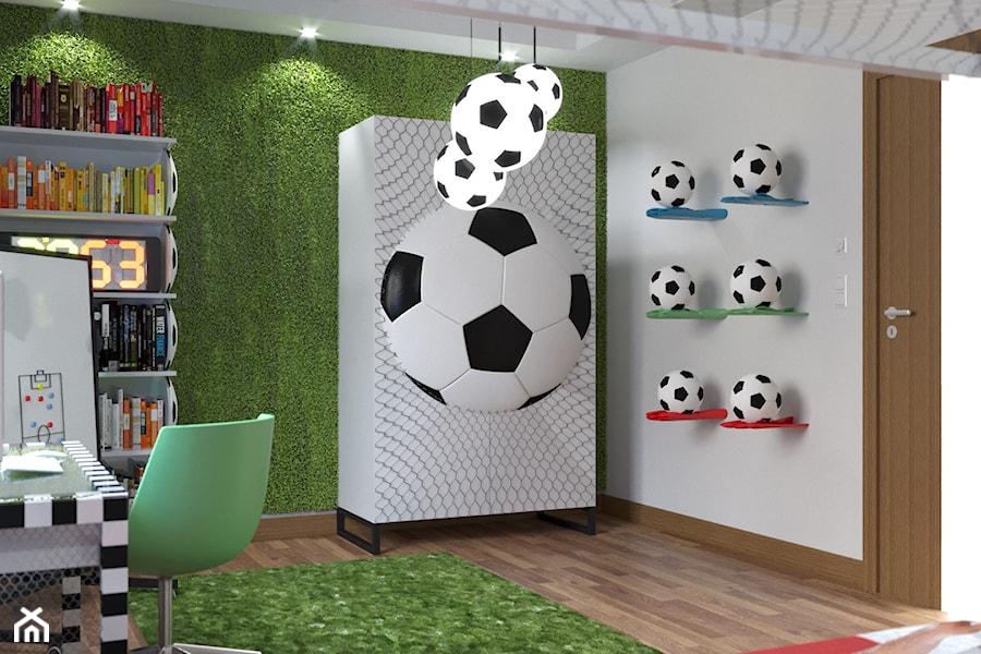 Pokój Piłkarz - zdjęcie od Sharing4Kids