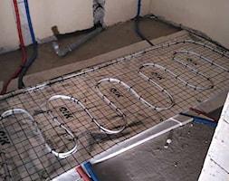 Ogrzewanie podłogowe - Domy - zdjęcie od Konterm - Homebook